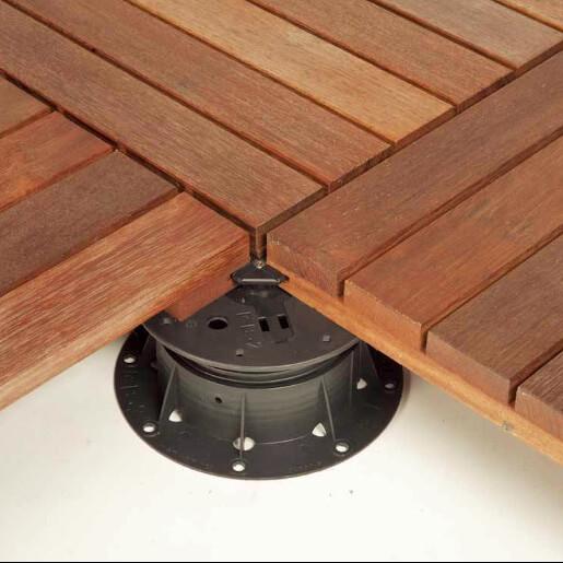 Ipé Decking Tile Connectors