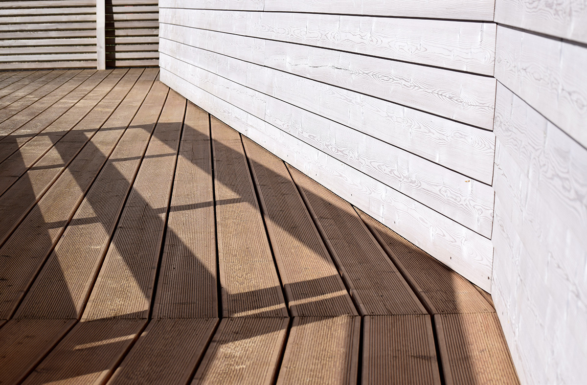 Tips and Techniques for IPE Deck Maintenance
